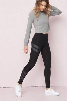 Graphic Legging