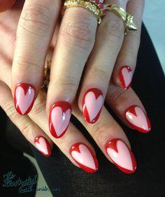 ♡ Valentine nails