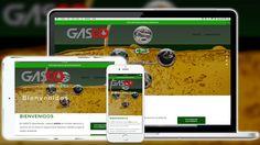 Diseño web adaptable www.gascogasolineras.com.mx