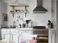 Awesome Scandinavian Kitchen Interior Idea 6