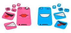 Griffin Faces iPod Touch 4G Case