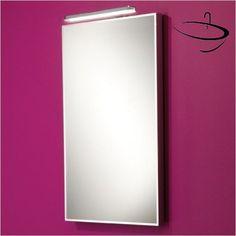 HIB Mirrors & Cabinets - Cappi Rectangular Mirror 60 x 40 x