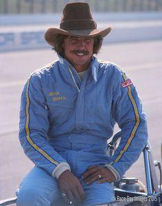 Rick Mears first Indycar race Ontario Ca, 1976