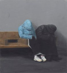 DESIGNPICKING: Tim Eitel: Couple on a Bench
