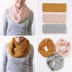 Free crochet pattern Easy to read crochet pattern for an infinity scarf. Beginner friendly Learn the Crochet Infinity Scarf Free Pattern, Easy Crochet Patterns, Free Crochet, Scarf Patterns, Knitting Patterns, Pixel Art Geek, Crochet Cluster Stitch, Knitting Blogs, Knitting Tutorials
