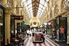 It's the eternal choice when it comes to Australian travel - Sydney or Melbourne, which is better and why? Melbourne Shopping, Arcade, Sydney, Street View, Australia, Good Things, City, Gap, Island