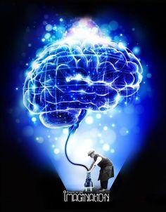 Power to imagination, por Imaginary Foundation
