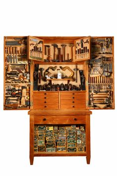 The Tool Exchange Chest have a look at the tools that are for sale