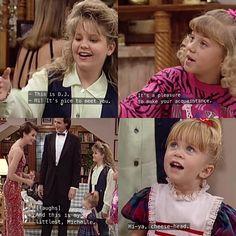 Full House Memes, Full House Funny, Full House Quotes, Full House Cast, Full House Tv Show, Olsen Twins Full House, Michelle Tanner, Fuller House, House Fan