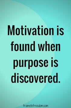 Intentional living, self confidence, motivation