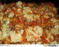 Cuketový koláč Lasagna, Vegetables, Ethnic Recipes, Food, Essen, Vegetable Recipes, Meals, Yemek, Lasagne