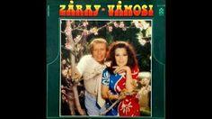 Záray Márta - Vámosi János - Álomvilág - YouTube Album, Baseball Cards, Youtube, Sports, Musica, Sport, Youtube Movies, Card Book
