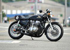Honda CB 750 Four by Studs