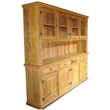 Farmácia rústica em madeira de demolição com 8 portas   Dona Madeira Comprimento: 2,20 / Profundidade: 0,45 / Altura: 2,00