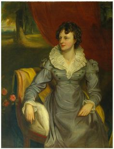 Mrs Elrington, formerly Miss Charlotte Townshend | Thompson, Thomas Clement (RHA) | V&A Search the Collections