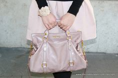 The Shabby Labels - Fashion Blog: I ♥ My Miu Miu Bow Bag