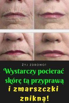 Zmarszczki Speech Language Therapy, Speech And Language, Skin Problems, Detox, Eye Makeup, The Cure, Health Fitness, Hair Beauty, Perfume