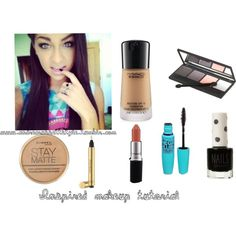 how to look like andrea russett | Andrea Russett inspired makeup tutorial