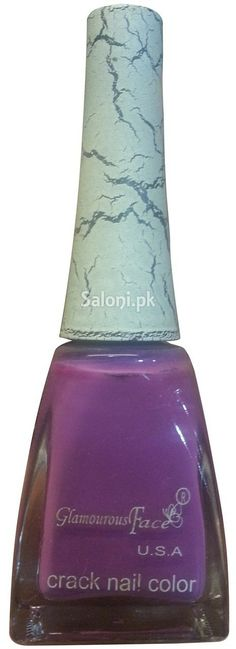 GLAMOUROUS FACE CRACK NAIL COLOR 209 Saloni™ Health