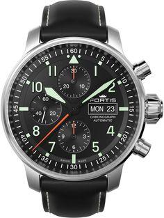 Fortis Watch Aviatis Flieger Professional Chronograph #add-content #bezel-fixed…