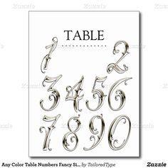 Number Tattoo Fonts, Tattoo Fonts Alphabet, Number Tattoos, Tattoo Lettering Styles, Lettering Design, Letras Tattoo, Fancy Letters, Graffiti Lettering, Arabesque