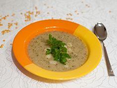 Hrášková polévka se smetanou - eKucharka.cz Thai Red Curry, Ethnic Recipes, Cross Stitch, Punto De Cruz, Seed Stitch, Cross Stitches, Crossstitch, Punto Croce