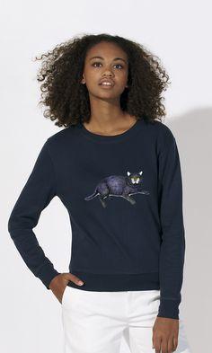 Giovanna - Yara Dutra - Black cat - Ninoti