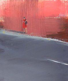 Girl Waiting - Mary Visser, Cape Town
