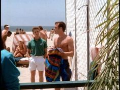 Dylan Mckay... right on. & Brandon  Party Fish season 2  Beverly Hills 90210 Follow board for more BH90210!