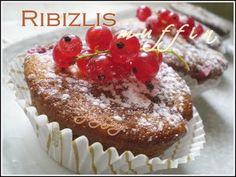 Gesztenye receptjei: Ribizlis muffin