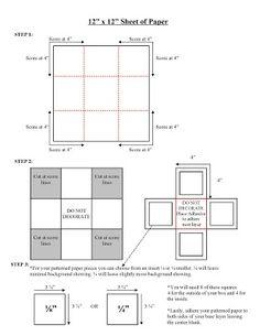 Pegado a pegamento Oficios: Instrucciones explosión de la caja