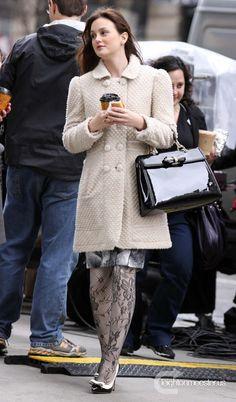#blair #waldorf #queen #gg #leighton #diva #gossip #girl #season #four #4x13 #DamienDarko