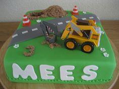 Graafmachine Op De Taart Millies Cake