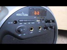 Denali Audio Sound Cannon Portable Wireless Bluetooth Stereo Speaker -  Best sound on Amazon: http://www.amazon.com/dp/B015MQEF2K - http://gadgets.tronnixx.com/uncategorized/denali-audio-sound-cannon-portable-wireless-bluetooth-stereo-speaker/
