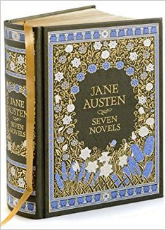 Jane Austen: Seven Novels (Barnes & Noble Leatherbound Classic Collection): Amazon.co.uk: Jane Austen: 9781435103191: Books