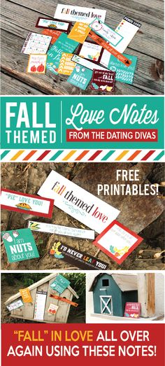 Fall Themed Love Notes from The Dating Divas FREE printables! Time to FALL in love again! I Love My Hubby, My Love, Find A Boyfriend, Boyfriend Stuff, Diy Spring, Love Dating, Dating Divas, Love Notes, Autumn Theme