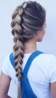 easy hairstyles for medium to long length hair