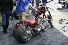Hardcore Chopper | Totally Rad Choppers