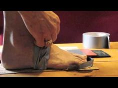 Part One: How to Make Custom Lasts for the Stitch-down Shoemaking Process - YouTube