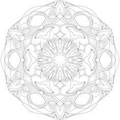 Pin by I T on Mandala Christmas Winter Pinterest