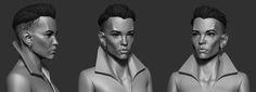 ArtStation - Delilah - Dishonored 2 Fanart, Lukasz Siudzinski