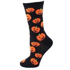 Absolute Socks - Happy Pumpkins Socks, $6.99 (http://www.absolutesocks.com/halloween-socks-20-off/womens-halloween-socks/happy-pumpkins-socks/)