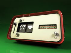 zip Model available on Turbo Squid, the world's leading provider of digital models for visualization, films, television, and games. Radios, Flip Clock, Vintage Toys, Model, Space Age, Electric, Mid Century, 3d, Old Fashioned Toys