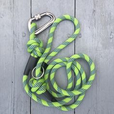 The Summit Climbing Rope Dog Lead – cranbery