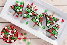 Kids will love decorating these fun and festive holiday treats. Use your favorite box mix, homemade recipe, or try our recipe.