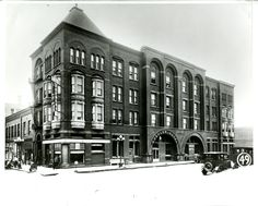 HISTORIC PIC - This photograph taken in the late 1920s is of Grand Island's old Koehler Hotel located at the southwest corner of North Locust and West South Front Street.  Built by Gustave Koehler, the 95 room hotel cost $100,000 to build and formally opened in 1893.  It was abandoned and razed in the summer of 1970.  At the time this photograph was taken, the Koehler Hotel was operated by George A. Heyde.