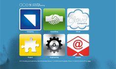 Für ace consulting and engineering realisiert visions.ch eine Webseite im trendigen App-Look. Alle Icons und das Design wurden exklusiv für ace consulting und engineering gestaltet. Die Page wurde mit dem MODx Content-Management-System realisiert und nutzt jQuery und Javascript für den Slider.  http://www.ace-consulting.ch/