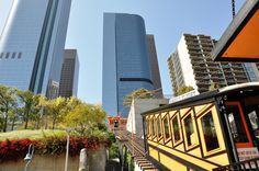 The 110-year-old Los Angeles funicular, known as Angels Flight, is back in business after nine years being idle.