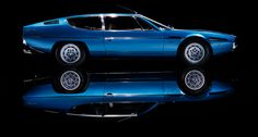 Lamborghini Espada. Always loved the idea of a big 4 seat GT but couldn't stand the drama of a 70s Italian exotic.