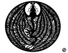 Дерево - дракон в графике